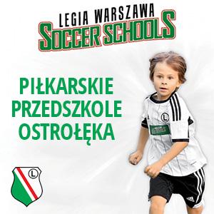 Piłkarskie Przedszkola Legii Warszawa