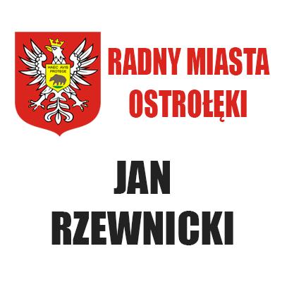 Radny Jan Rzewnicki